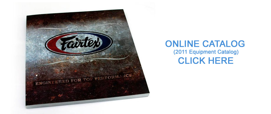 Fairtex Online Catalog