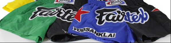 Yodsanklai Signature Muay Thai Shorts