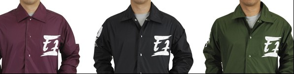 #JK1 Fairtex Wind Shield Jacket